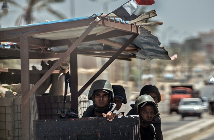 مستشرق إسرائيلي يتحدث عن التعاون مع جيش مصر بسيناء