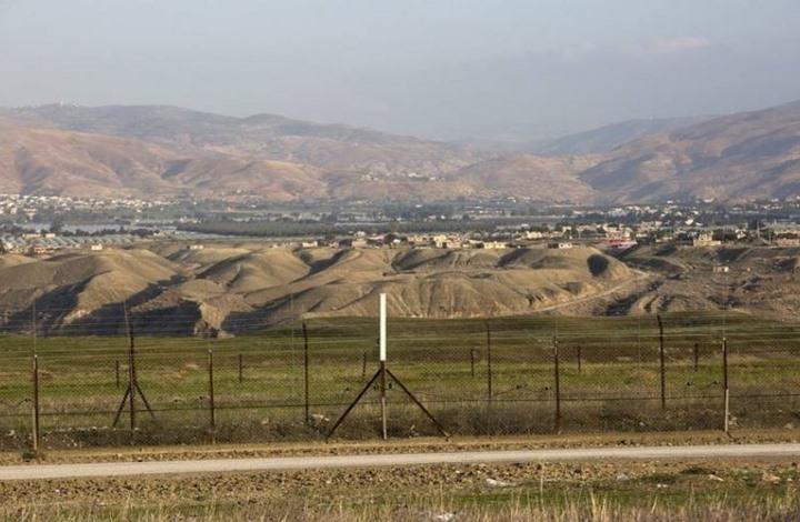 الأردن يبلغ إسرائيل أنه لن يجدد تأجير الباقورة والغمر