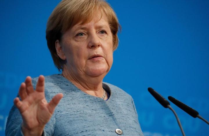 ميركل تؤكد موعد انعقاد مؤتمر برلين حول ليبيا وتوجه دعوات