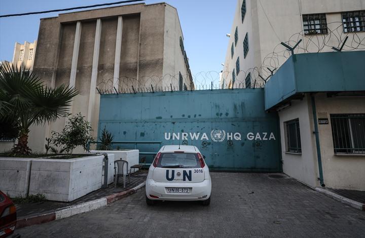 معهد إسرائيلي يحرض على مناهج الأونروا بالمدراس الفلسطينية