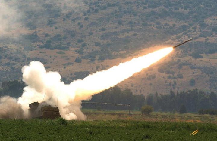 انفجار قوي يهز مصنعا لاختبار صواريخ إسرائيلية (شاهد)