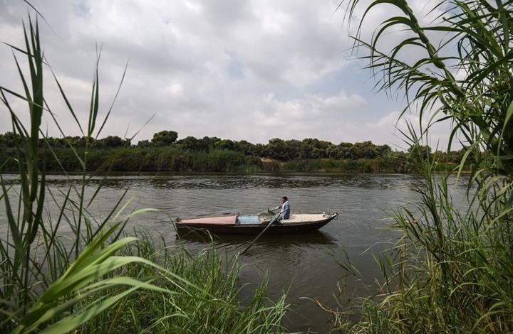 """كيف يروج """"مشايخ السيسي"""" للتعايش مع أزمة جفاف النيل؟"""