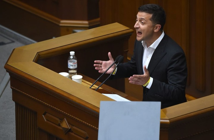 رغم منعه من الكلام .. زيلينسكي سيحضر فعالية للهولوكوست