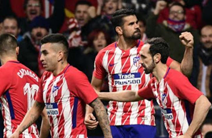 أتلتيكو مدريد يعود بفوز ثمين من موسكو (شاهد)