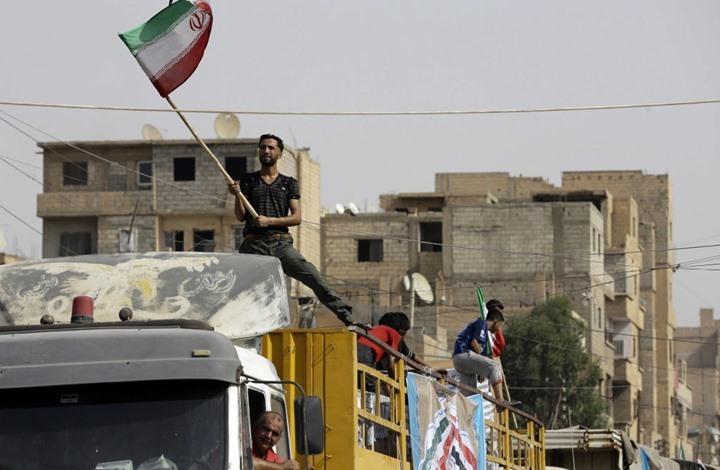 مقتل خمسة مقاتلين موالين لإيران بغارة في شرق سوريا