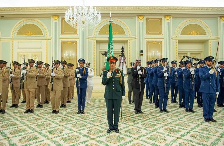 استياء واسع من أداء فرقة العزف السعودية أمام بوتين (شاهد)