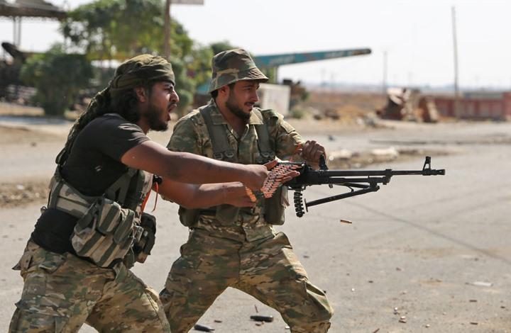 المعارضة السورية تنفي استخدام جيشها للكيماوي