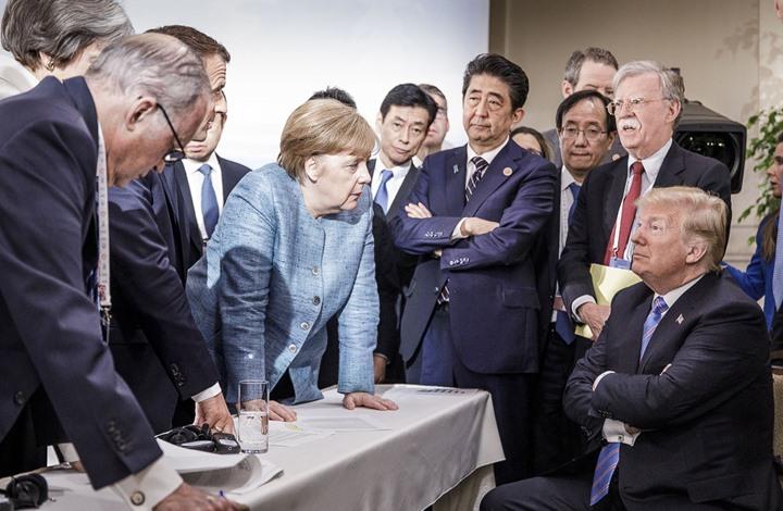 واشنطن تفرض رسوما جمركية بقيمة 7,5 مليارات على أوروبا