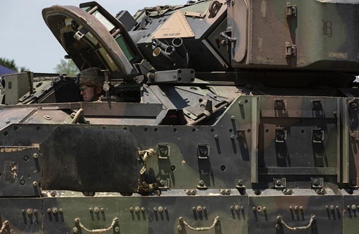 مقتل 3 جنود أمريكيين بحادث خلال تدريب في جورجيا