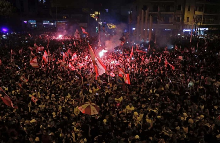أمريكا تدعم حق اللبنانيين بالتظاهر السلمي ومطالبتهم بإصلاحات