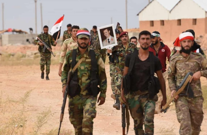 النظام السوري يبدأ عملية عسكرية جنوب شرق إدلب