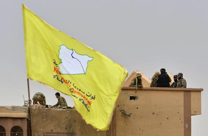 """أنقرة: لن نسمح بـ""""ممر إرهابي"""" للوحدات الكردية شمال سوريا"""