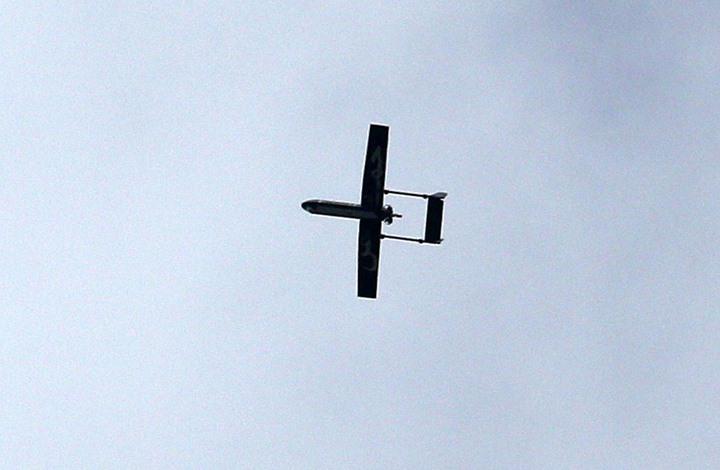 الاحتلال يعلن اعتراض طائرة مسيرة في أجواء قطاع غزة