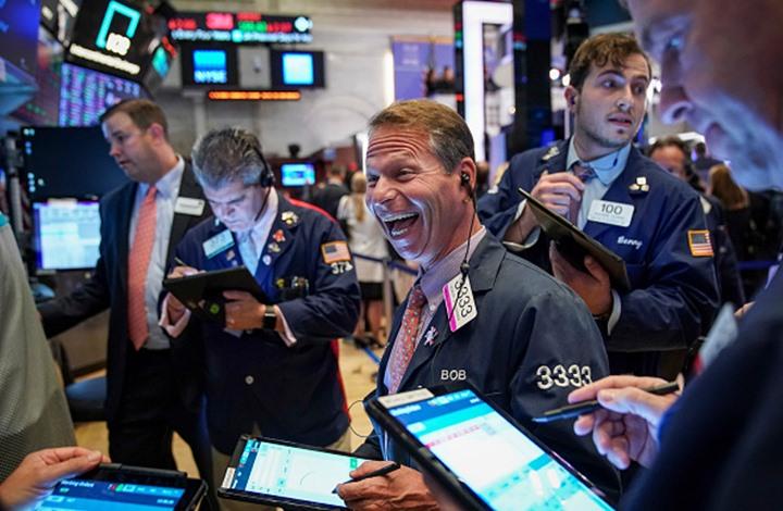 البورصة الأمريكية تترقب كلمة لترامب.. وقفزة جديدة للأسهم