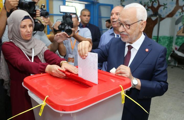 انتهاء الاقتراع بانتخابات تونس التشريعية والنهضة تعلن الفوز