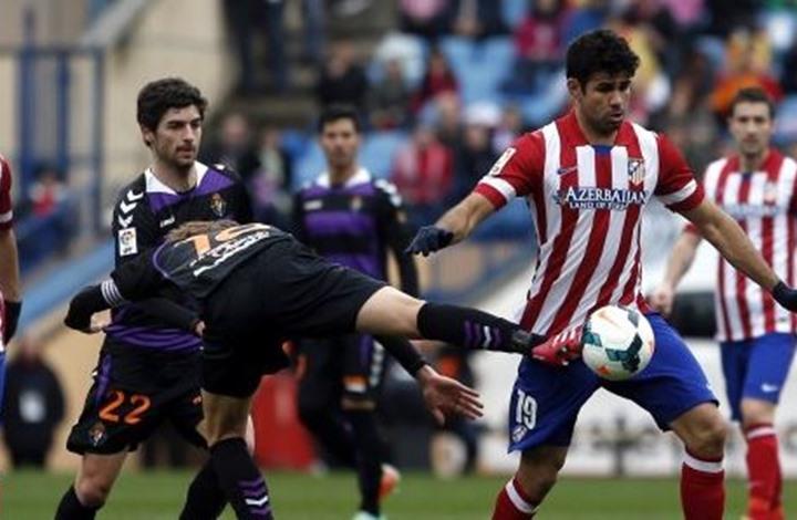 أتلتيكو مدريد يتعثر من جديد في الدوري الإسباني (شاهد)