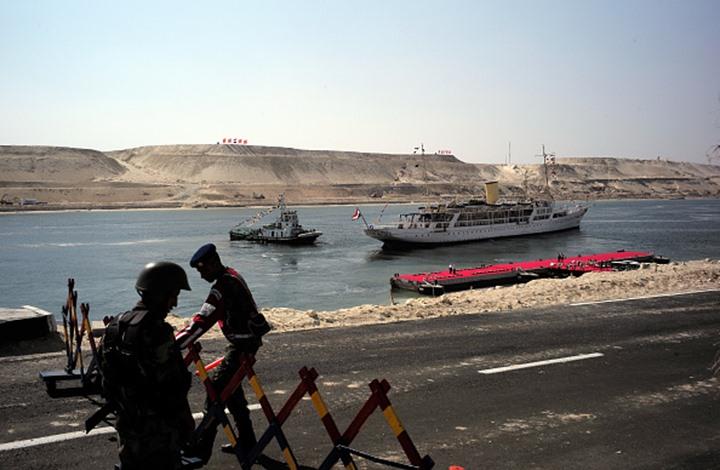 """هل تدفع """"قناة السويس"""" ثمن التطبيع بين إسرائيل والخليج؟"""