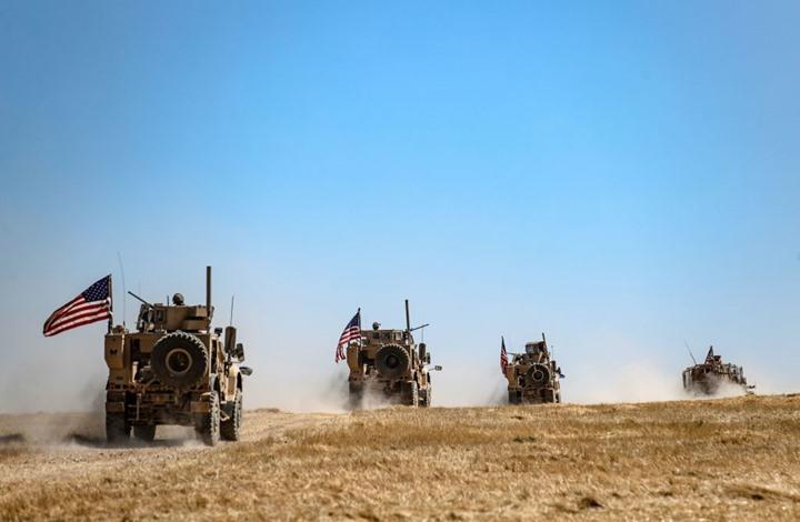بدء انسحاب قوات أمريكية من نقاط بشرق الفرات (شاهد)