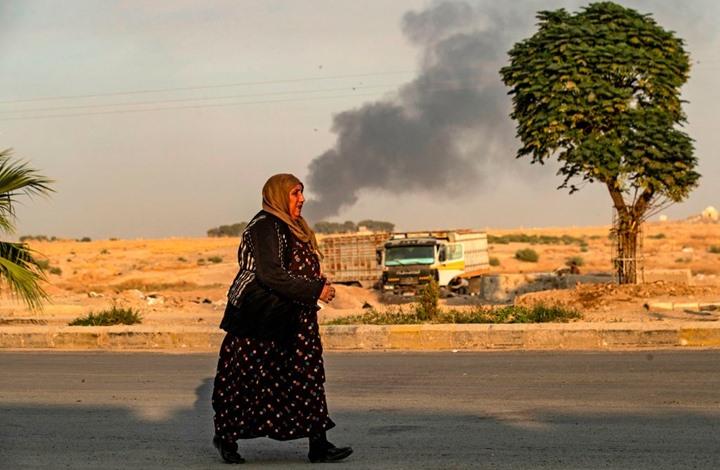 """النظام السوري: """"قسد"""" أضرمت النيران في آبار النفط بريف الحسكة"""