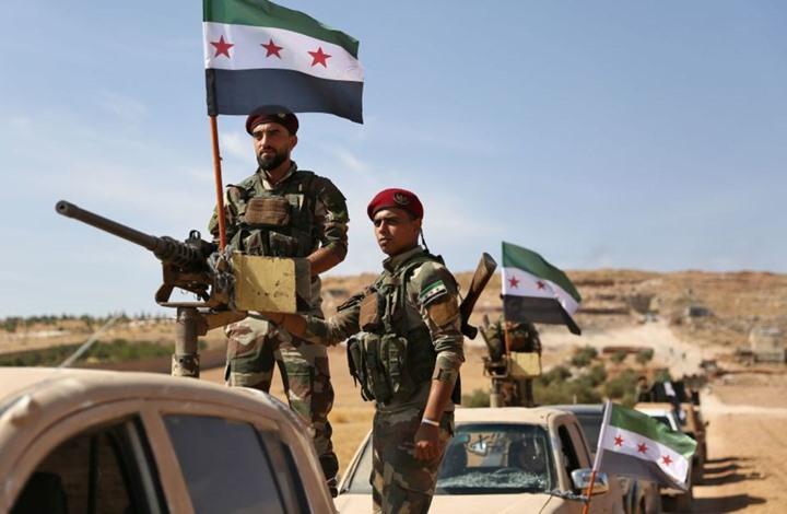 """المعارضة السورية تعلن حصيلة قتلاها منذ بدء """"نبع السلام"""""""