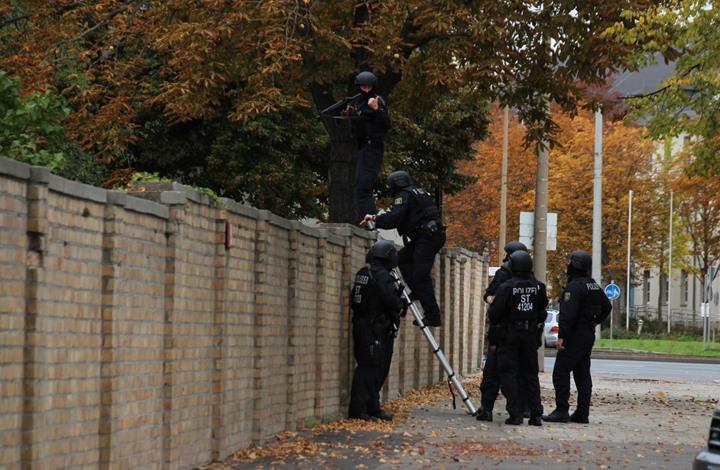 برلين: منفذ هجوم المعبد اليهودي ألماني بخلفية يمينية