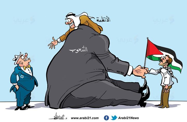 الشعوب وفلسطين