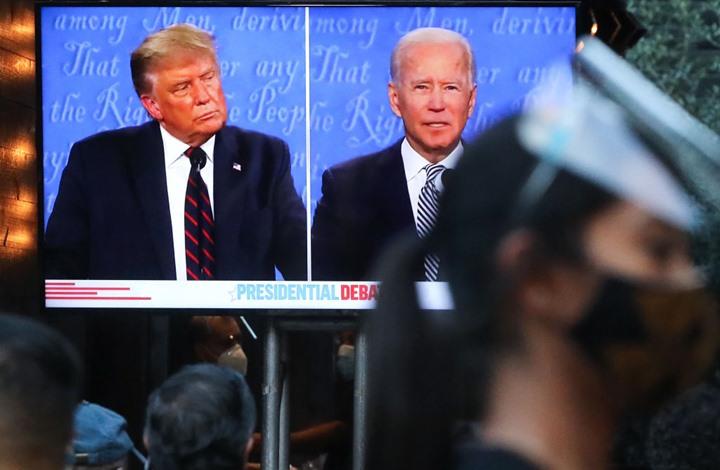 شهر على انتخابات ترامب وبايدن.. هذه نتيجة أحدث الاستطلاعات