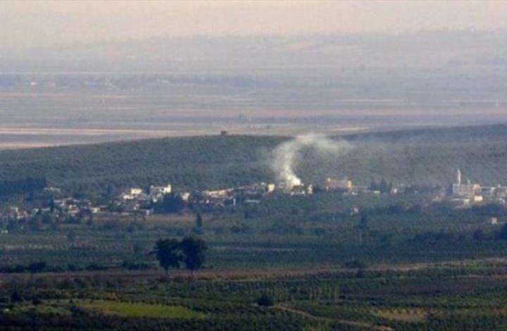 الاحتلال يدمر نقطة مراقبة لجيش النظام السوري في الجولان