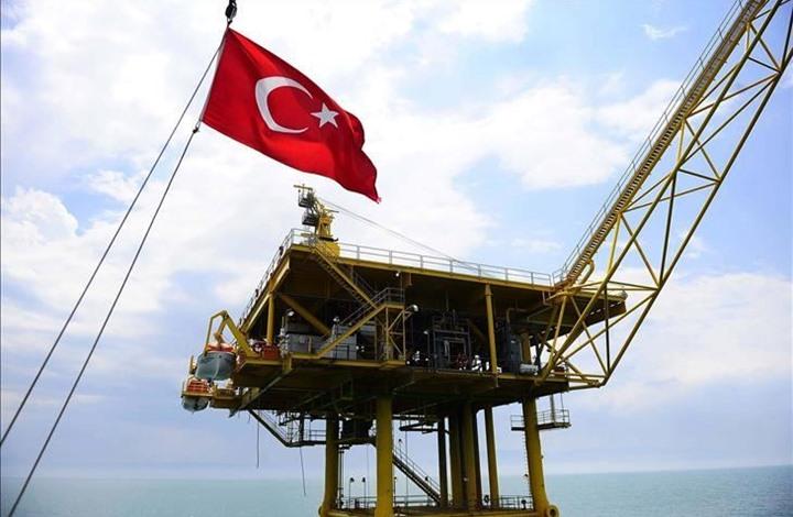 تركيا تمدد عمل 3 سفن تنقب عن الغاز بالمتوسط 5 أيام