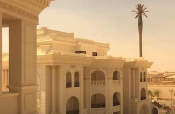 صور جديدة من داخل قصور السيسي بمصر (شاهد)