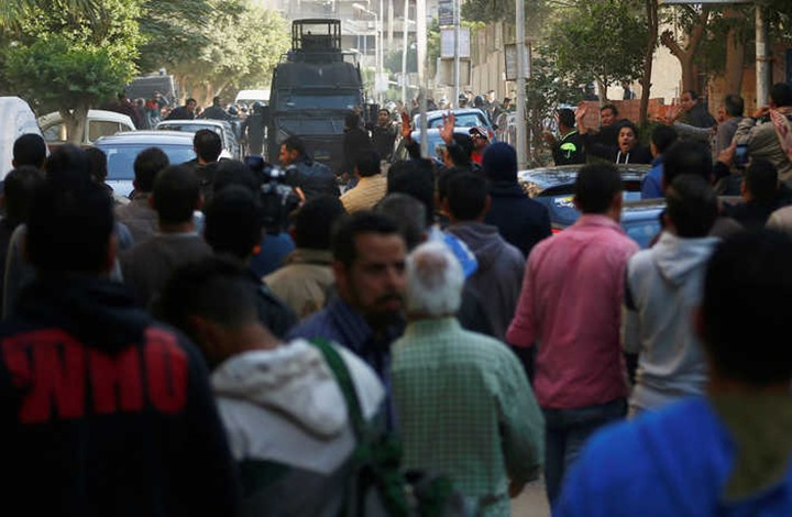 """قتيل مصري برصاص الأمن في الأقصر.. ودعوات لـ""""جمعة النصر"""""""