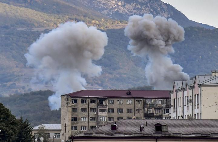 """التوصل لـ""""هدنة مؤقتة"""" جديدة بين أذربيجان وأرمينيا بقره باغ"""