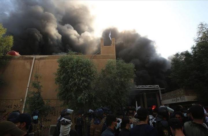 ما مستقبل تحالف الأكراد والشيعة بعد حرق مقر حزب البارزاني؟