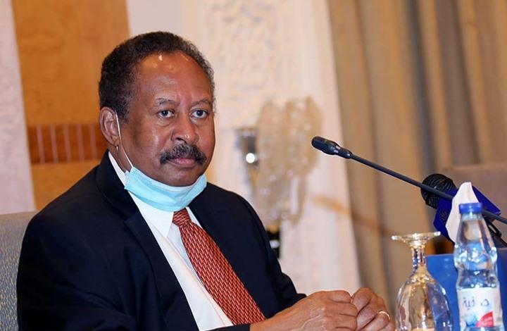 مباحثات بين حمدوك وغوتيريش حول أزمات الخرطوم مع إثيوبيا