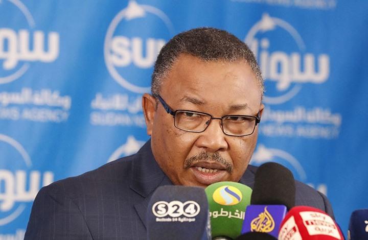 وزير سوداني: رفع البلاد من لائحة الإرهاب غير مرتبط بملف آخر
