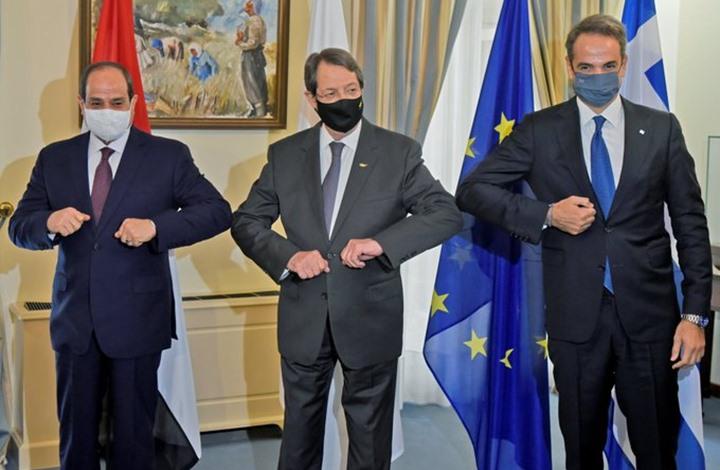 أنقرة تدين مخرجات اجتماع قادة مصر واليونان وقبرص