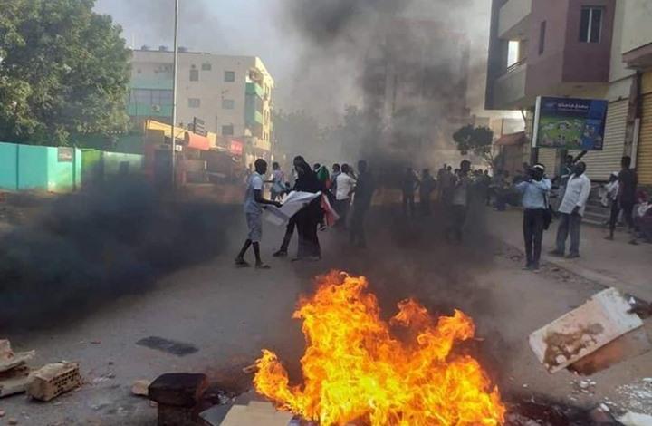 أحزاب وقوى سودانية ترفض التطبيع.. واحتجاجات شعبية (شاهد)