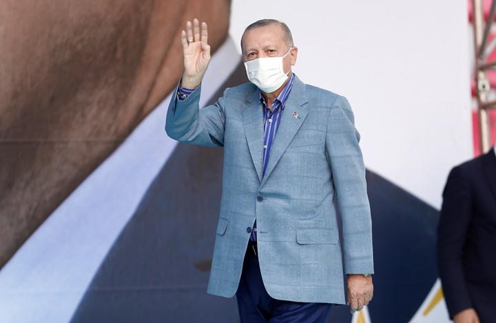 """أردوغان يعلن عن حظر وقرارات جديدة بعد زيادة حالات """"كورونا"""""""