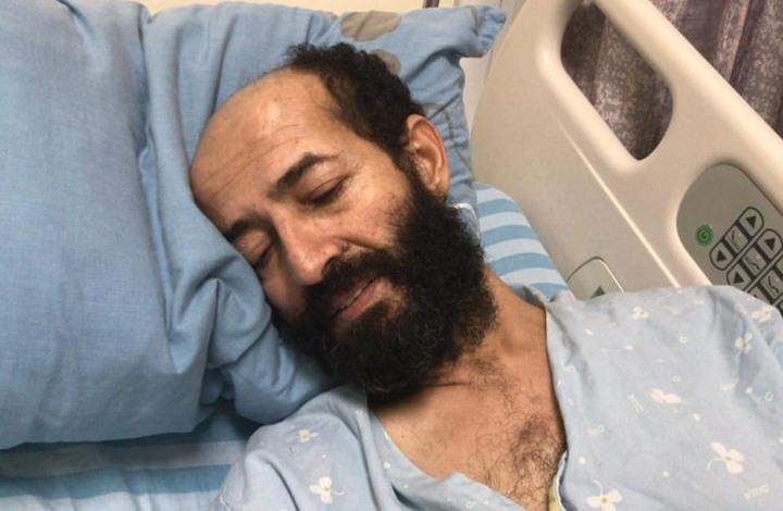 الاحتلال يفرج عن الأسير الأخرس بعد إضرابه عن الطعام (شاهد)