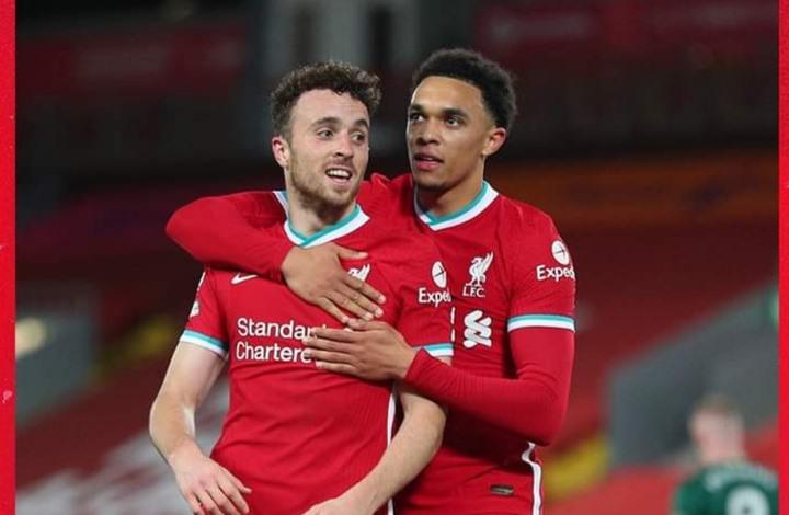 ليفربول يشارك الصدارة مؤقتا مع إيفرتون بفوز صعب على شيفيلد