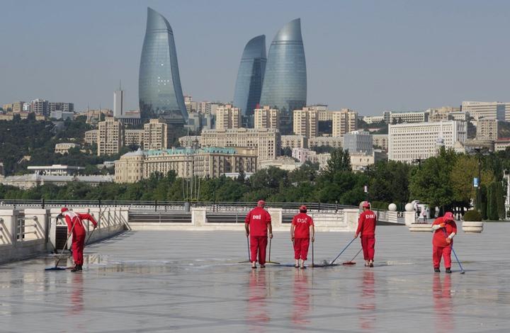 """واشنطن تحذر رعاياها في أذربيجان من """"هجمات محتملة"""""""