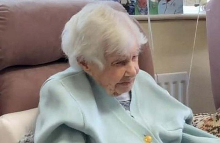وفاة أكبر معمرة في بريطانيا عن هذا العمر