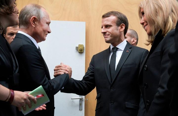 """مصادر لـ""""عربي21"""": روسيا تنسق لتعاون أمني بين فرنسا والأسد"""