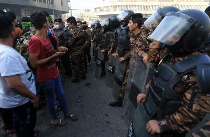 الكاظمي: محاولات لحرف تظاهرات العراقيين عن مسارها