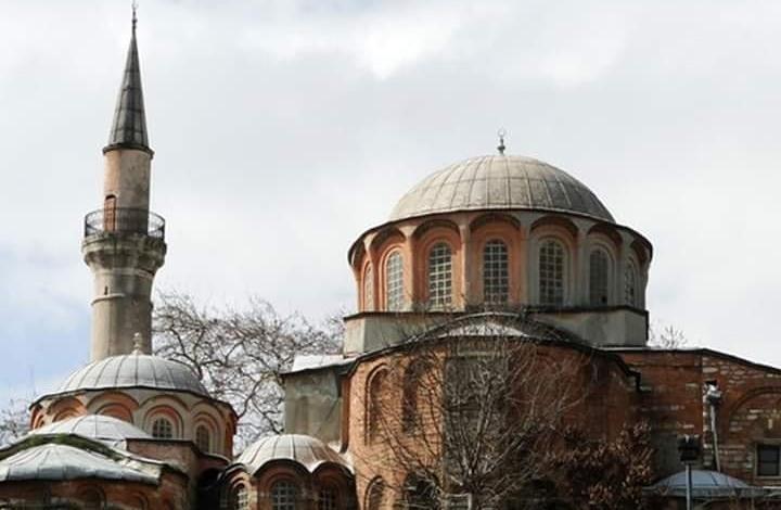 بعد إغلاق 75 عاما.. استعداد لأول صلاة جمعة بمسجد بإسطنبول