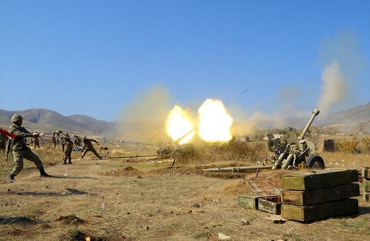 """الجيش الأذري على أبواب """"شوشة"""" الاستراتيجية.. هذه أهميتها (شاهد)"""