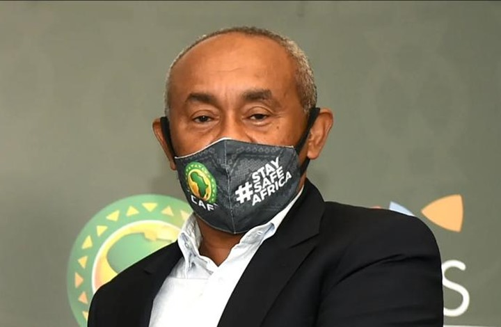 """رئيس الـ""""كاف"""" يعلن إصابته بفيروس كورونا"""