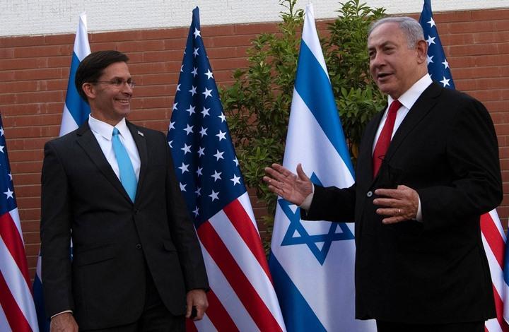 """وزير الدفاع الأمريكي في """"إسرائيل"""" بعد البحرين والأردن"""