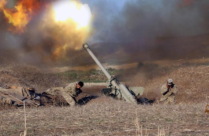 """الجيش الأذري يواصل تقدمه في """"قره باغ"""" ويوسع نطاق سيطرته"""
