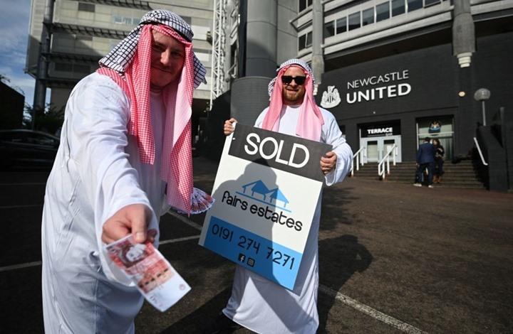 "TH: السعودية متهمة بالـ""تبييض الرياضي"" بعد شرائها ""نيوكاسل"""